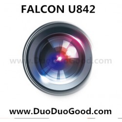 Udi FALCON U842 Quad-copter parts, HD Camera, UdiR/C U-842 Quadrocopter-01