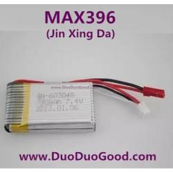 Jin Xing Da MAX396 Quad-copter parts, Battery, NO.396 R/C Quadrocopter 2.4G-01