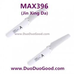 Jin Xing Da MAX396 Quad-copter parts, Main Blades A, NO.396 R/C Quadrocopter 2.4G-01