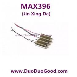 Jin Xing Da MAX396 Quad-copter parts, Motor, NO.396 R/C Quadrocopter 2.4G-01