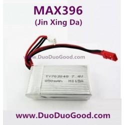 Jin Xing Da MAX396 Quad-copter parts, 850mAh Battery, NO.396 R/C Quadrocopter 2.4G-01