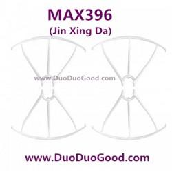 Jin Xing Da MAX396 Quad-copter parts, Protect Ring, NO.396 R/C Quadrocopter 2.4G-08