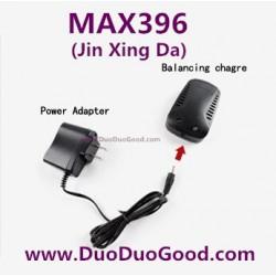 Jin Xing Da MAX396 Quad-copter parts, Charger Set, NO.396 R/C Quadrocopter 2.4G-10