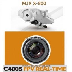 MJX X-800 Quad-copter Parts, HD C4005 Camera, MJX R/C X800 3D roll 6-axis Quadrocopter