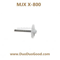 MJX X-800 Quad-copter Parts, Gear wiht pipe, MJX R/C X800 3D roll 6-axis Quadrocopter