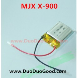 MJX X-900 2.4G Quad-copter, Battery 220mAh, X-series 6-Axis mini Quadrocopter parts