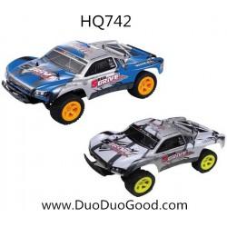 HuanQi HQ742 RC Car, 2.4G 4 channel high speed racing car HQ-742