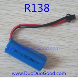 RunQia Toys R138 helicopter parts, 7.4V Battery, RC Helikopter R-138