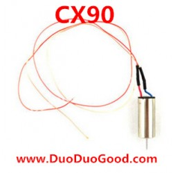 Cheerson CX-90 Helicopter parts, Tail Motor, cxhobby CX90 flybarless helikopter