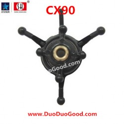 Cheerson CX-90 Helicopter parts, Universal rudder, turntable, cxhobby CX90 flybarless helikopter