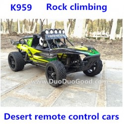 Wlmodel RC Racing Car K959, wltoys Desert remote control cars K959