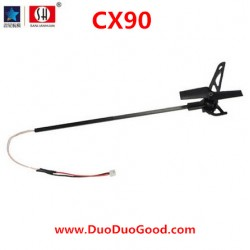 Cheerson CX-90 Helicopter parts, Tail Set Kit, cxhobby CX90 flybarless helikopter