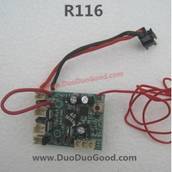 RunQia Toys helicopter R116 parts, Receiver Board, RunQia Helikopter NO.116