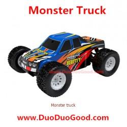 Udirc Monster Truck 18MT, UDI 2.4G hight speed Racing Car