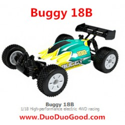 Udir/c Buggy 18B RC Car, UDI high speed racing, 2.4G li-po battery
