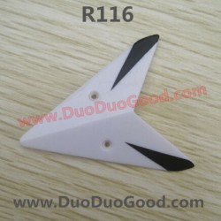 RunQia Toys helicopter R116 parts, Horizontal Tail, RunQia Helikopter NO.116