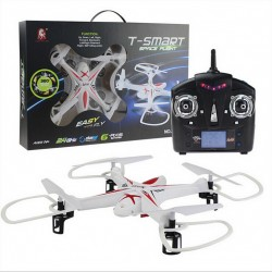 Big RC Quadcopter XBM-28, 2.4gHz 4-axis UFO, 3D roll action