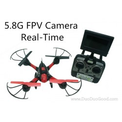 Big Quadcopter with Camera, SKY Hawkeye 1315S 5.8G 4CH FPV Quadcopter, one key return