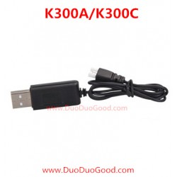 KOOME K300A, K300C RC Quadcopter, USB charger, 2.4G UFO parts