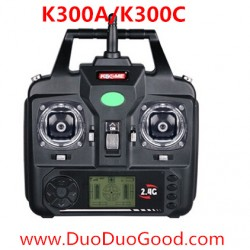 KOOME K300A, K300C RC Quadcopter, Controller, 2.4G UFO parts