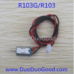 RunQia Big Helicopter R103G, Tail Motor, R103 NO.103G 3.5 channels Buil-in gyro
