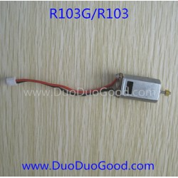 RunQia Big Helicopter R103G, short Wire Motor, R103 NO.103G 3.5 channels Buil-in gyro