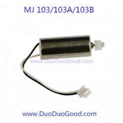 MJ NO.103 RC Quadcopter, Motor B, Ming Ji MingJi 103A 103B S-EYE aircaft parts