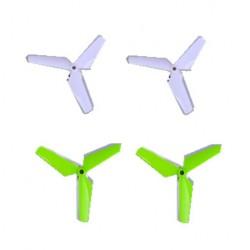 Attop YD-212 Quadcopter wifi control Parts, main Blades, YD212 SKY Dreamer 2.4G ch UFO