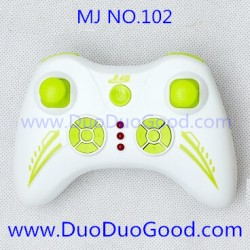 MJ-102 Quadcopter parts, Controller yellow, MingJi NO.102 SPY UFO 2.4G aircaft