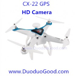 CXhobby CX-22 Quadcopter with GPS, Fllow-me Function, 2.4G 4-axis HD Camera