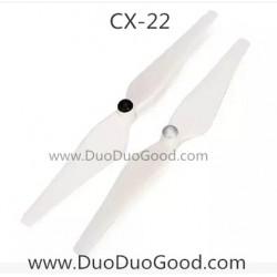 CXHOBBY CX-22 Quadcopter parts, main Blades, Cheerson CX22 Follow-me Function Quad