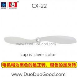 CXHOBBY CX-22 Quadcopter parts, main Blades 1pcs, Cheerson CX22 Follow-me Function Quad