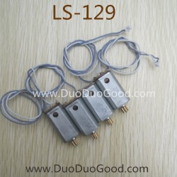 Lian Sheng LS-129 Quadcopter, Motor set, LianSheng LS129 Quad parts