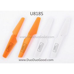 Udir/c Quadcopter U818S FPV parts, Main Blades, Udi Falcon Upgrade HD Camera Quad