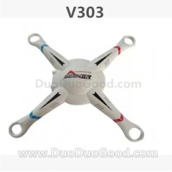 Wltoys V303 Quadrocopter Seeker Parts, Upper Body shell, Cover, wlmodel V-303 aerial Quadropter accessories