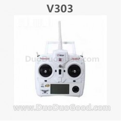 Wltoys V303 Quadrocopter Seeker Parts, 2.4G Controller, wlmodel V-303 aerial Quadropter accessories