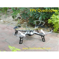 XinXun X53V FPV Quadcopter, 2.4G with Gyro real-time image 3D UFO, big QUAD-Copter