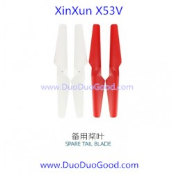 XinXun X53V Quadcopter, Main Blades, Xin Xun toys NO.X53V X53 X-53V FPV Quad-copter parts