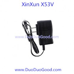 XinXun X53V Quadcopter, Charger, Xin Xun toys NO.X53V X53 X-53V FPV Quad-copter parts