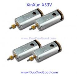 XinXun X53V Quadcopter, Motor, Xin Xun toys NO.X53V X53 X-53V FPV Quad-copter parts