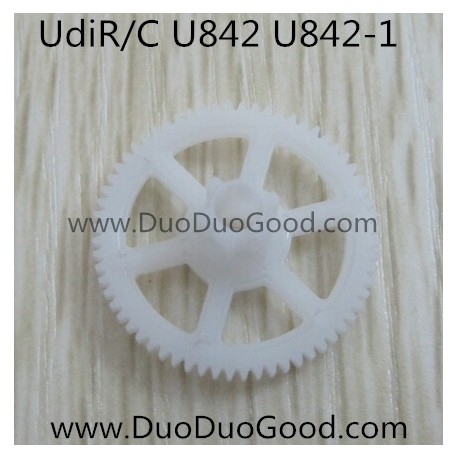 Udi FALCON U842 Quad-copter parts, Big Gear, UdiR/C U-842 Quadrocopter-01