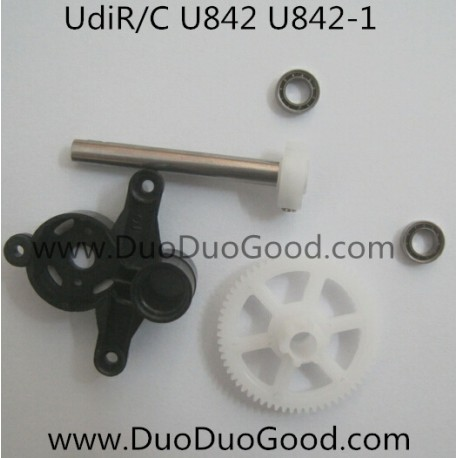 Udirc FALCON U842 Quad-copter parts, Big Gear set, Udi U-842-1 Lark fpv Quadrocopter