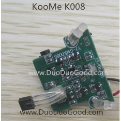 KOOME K008 Helicopter parts, Receiver Board, KOO ME K-008 RC helikopter