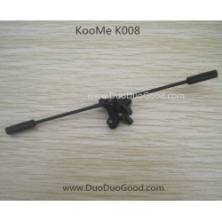 KOOME K008 Helicopter parts, Balance Bar wit Holder, KOO ME K-008 RC helikopter