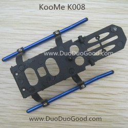 KOOME K008 Helicopter parts, Landing Gear, KOO ME K-008 RC helikopter