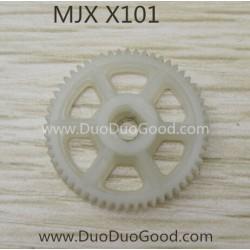 MJX X-Series X101 Quadcopter FPV 2.4G parts, Big Gear, X101 headless Quad