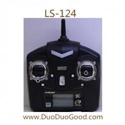 Lian Sheng LS-124 Aircaft parts, Transmitter, Liansheng LS124 Quadcopter UFO