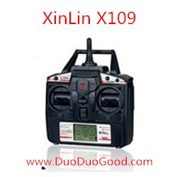 XinLin ShiYe X109 Helicopter, Transmitter, XL X-109 Rotor 2.4Ghz Helikopter spare parts