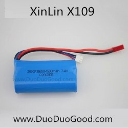 XinLin ShiYe X109 Helicopter Air-Max, Battery 1500mAh, XL X-109 Rotor 2.4Ghz Helikopter spare parts