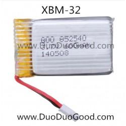 T-smart XBM-32 Quadcopter, Li-po Battery, Xiao Bai Ma XBM-32 6 axis Drone parts